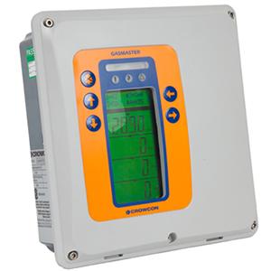 Gasmaster Kontrolpanel til Gasdetektering