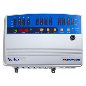 Kontrolpanel til gasdetektering, Vortex