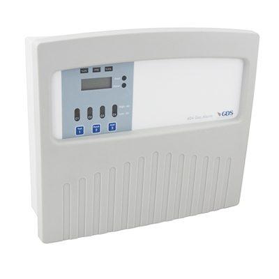 Kontrolpanel til gasdetektering, GDS 404