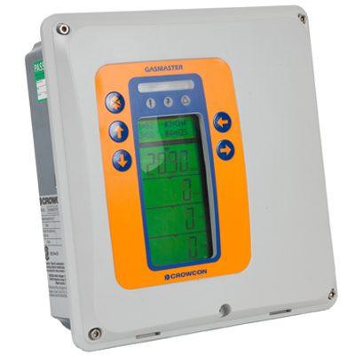 Gasmaster kontrolpanel til gasdetektorer