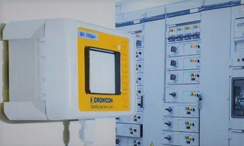 Stationær gasdetektor
