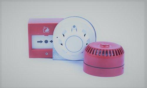 ABA-anlæg (Automatisk Brandalarmering)