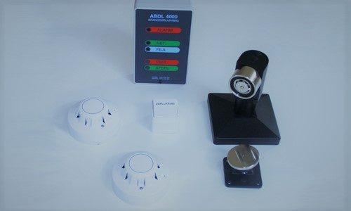 ABDL-anlæg (Automatisk Branddørslukning)