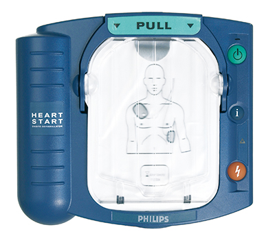 Philips Hjertestarter  HeartStart HS1