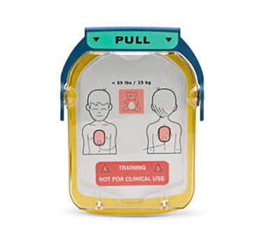 børneelektroder til HeartStart Hs1