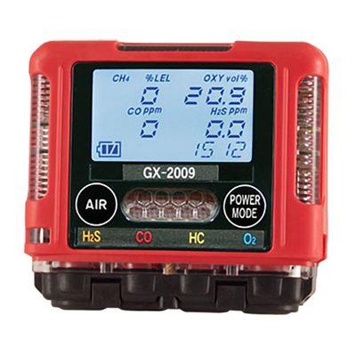 GX-2009 bærbar gasdetektor
