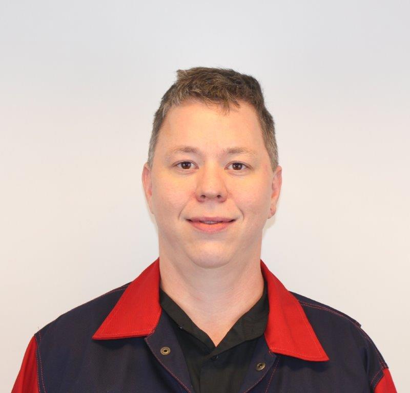 Jonas Lindblad, Servicetekniker