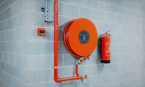 Brandslukning-brandmateriel til erhverv og offentlige organisationer